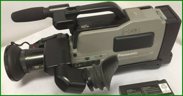 Convert VHS to DVD without a VCR  - VHS Video Camera